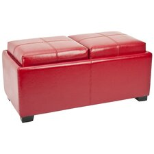 Carter 2 Seater Storage Ottoman