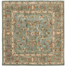 Heritage Blue Area Rug