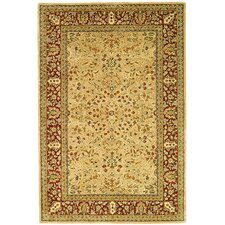 Persian Legend Gold/Red Area Rug