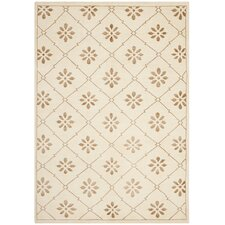 Mosaic Cream / Light Brown Rug