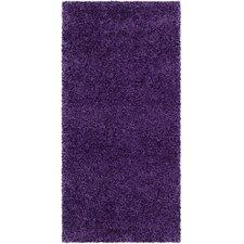 Milan Shag Purple Rug