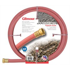 "Commercial Hot Water 0.63"" Garden Hose"