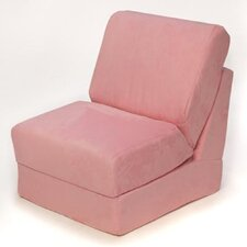 Teen Micro Suede Chair