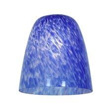 """4"""" Elegant'e Glass Bell Pendant Shade"""