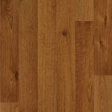 """Elements 8"""" x 47"""" x 8mm Oak Laminate in Cinnamon Oak Strip"""