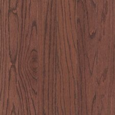 "Oakland 3"" Engineered Oak Hardwood Flooring in Cherry"