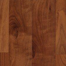 """Elements 8"""" x 47"""" x 8mm Walnut Laminate in Amber Walnut Plank"""