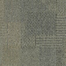 "Aladdin Design Medley  24"" x 24"" Carpet Tile in River Rocks"