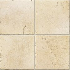 """Quarry Stone 17""""x 17"""" Porcelain Field Tile in Sand"""