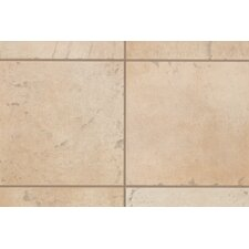 """Quarry Stone 1"""" x 1"""" Quarter Round Corner Tile Trim in Sand"""