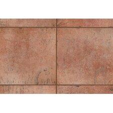 """Quarry Stone 1"""" x 1"""" Quarter Round Corner Tile Trim in Terra"""
