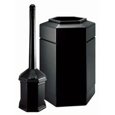 Smokers' Outpost 30-Gal Site Saver Trash and Cigarette Receptacle
