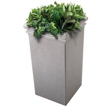 StoneTec Series Square Planter Box