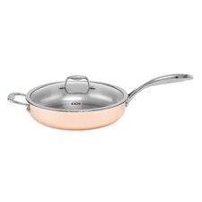 "Professional 12"" Deep Skillet with Lid"