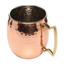 Hammered 16 Oz. Moscow Mule Mug (Set of 4)