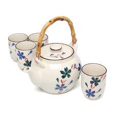1.69 Qt. 5 Piece Teapot Kettle Set