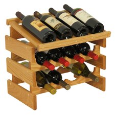 Dakota 12 Bottle Wine Rack