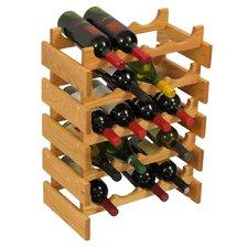 Dakota 20 Bottle Wine Rack