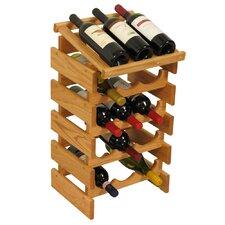 Dakota 15 Bottle Wine Rack