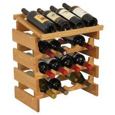 Dakota 16 Bottle Wine Rack