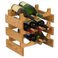 Dakota 9 Bottle Wine Rack
