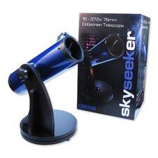 SkySeeker Newtonian Reflector Dobsonian Telescope