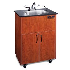 "Premier 26"" x 18"" Single 1D Hand-Wash Sink"