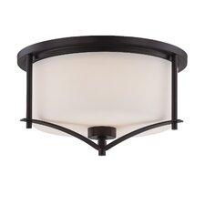 Colton 2-Light Flush Mount