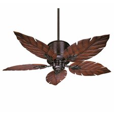 "Portico 52"" The Clinton 5 Blade Outdoor Ceiling Fan"