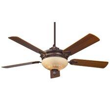 """Bristol 52"""" The Shadow 5 Blade Ceiling Fan"""