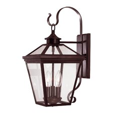 Ellijay 3 Light Wall Lantern