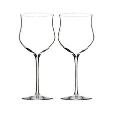 Elegance Rose Wine Glass (Set of 2)
