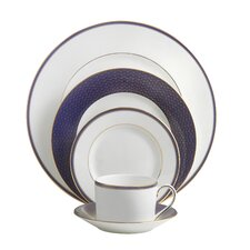 Lismore Diamond Lapis Dinnerware Collection