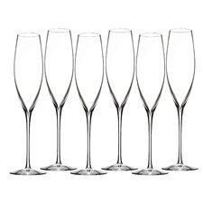 Elegance Classic Toasting Champagne Flute (Set of 6)