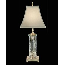 "Lismore 22"" H Table Lamp with Bell Shade"