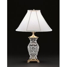 "Kingsley 22"" H Table Lamp with Bell Shade"