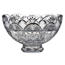 Jim O'Leary Lismore Celebrations Footed Centerpiece Decorative Bowl