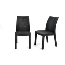 Milan Dining Side Chair (Set of 2) (Set of 2)