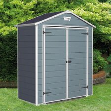 Manor 6 Ft. W x 3 Ft. D Resin Storage Shed