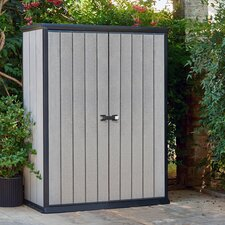 5 Ft. x 3 Ft. Plastic Garage Shed
