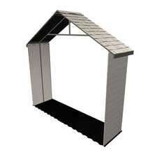 11' W x 2.5' D Shed Extension Kit