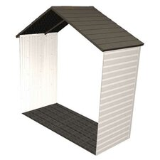 8' W x 2.5' D Shed Extension Kit