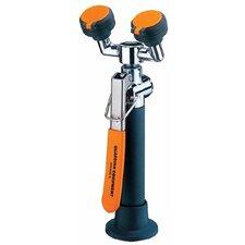 Counter Mount Eyewash Drench Hose Units - emergency eye wash/drench hose unit deck mounte