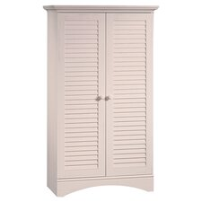 Harbor View 2 Door Storage Cabinet