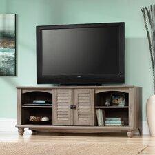 Harbor View TV Stand in Salt Oak