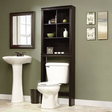 "Peppercorn 23.31"" x 68.58"" Over the Toilet Cabinet"