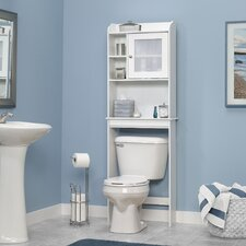 """Caraway 23.5"""" W x 68""""H Over the Toilet Cabinet"""