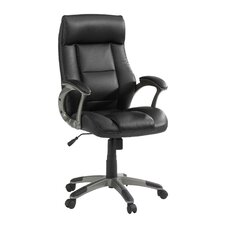Gruga Manager's Mid-Back Leather Executive Chair II