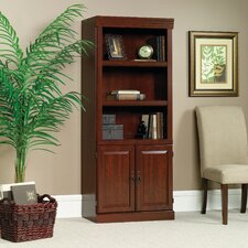 "Heritage Hill Library 71.25"" Standard Bookcase"