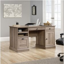 Barrister Lane Executive Desk with File